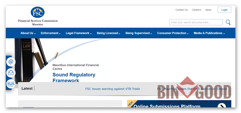 Регулятор FSC