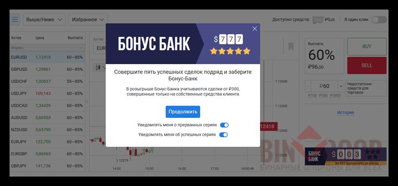 Бонус банк